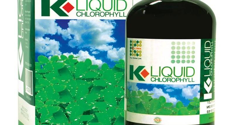 Chlorophyll Liquid K Link ARSYFA HERBAL