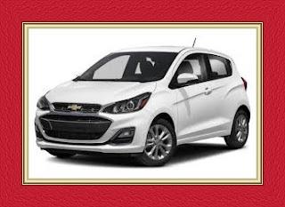 شفروليه سبارك 2020 | 2020 Chevrolet Spark