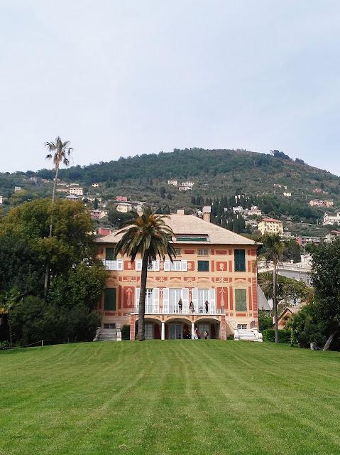 Villa Grimaldi Fassio
