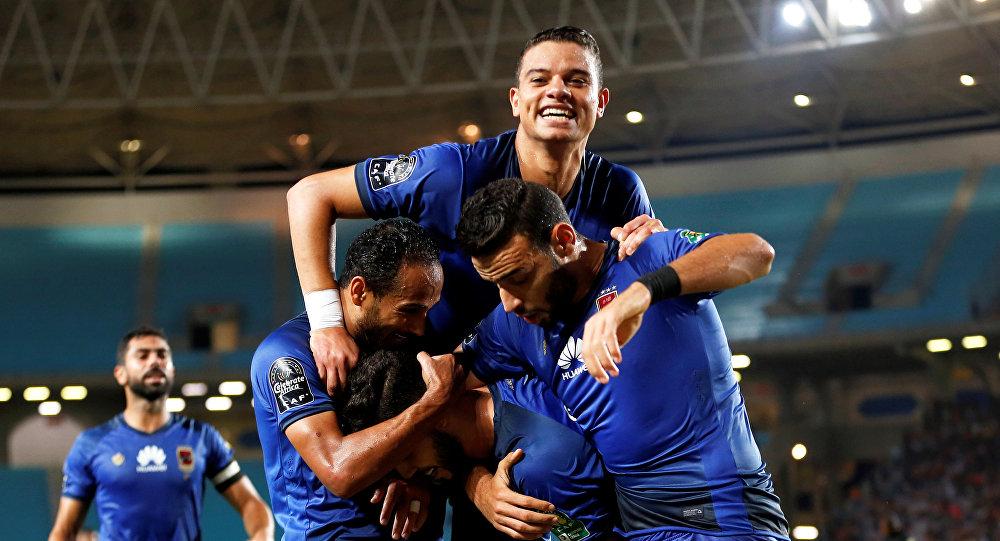 نتيجة مباراة الاهلي وحرس الحدود بتاريخ 15-12-2019 الدوري المصري
