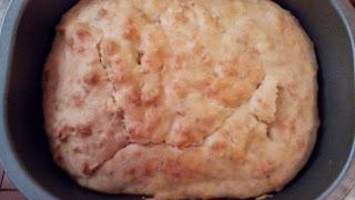 Pan de queso a las finas hierbas