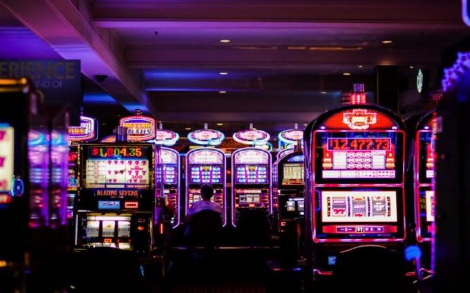 Alasan Permainan Mesin Slot Online Lebih Baik Daripada Lotre