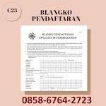 085867642723 Cetak Blangko Pendaftaran di Magelang-Yogyakarta