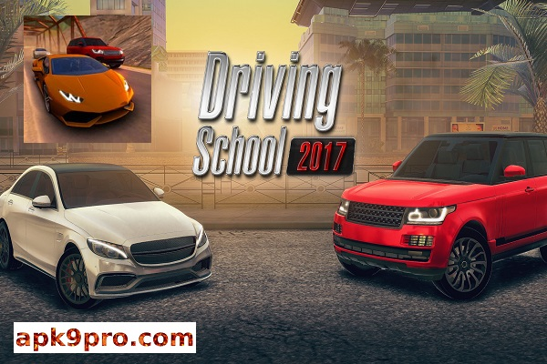Driving School 2017 v4.0 Apk + Mod Money + Data File size 399 MB for android