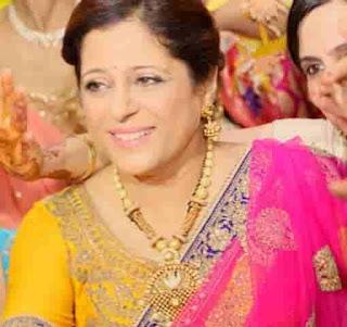 Unnati Malharkar Mother