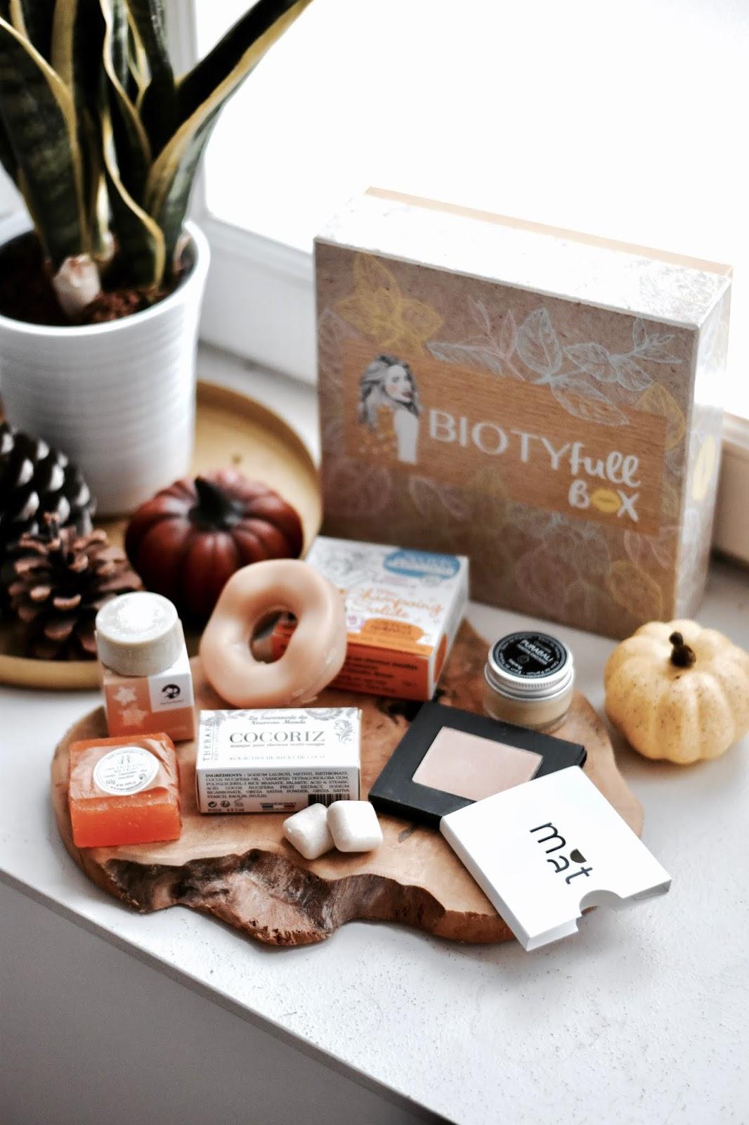 biotyfull box avis octobre 2019