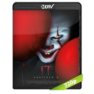 It. Capítulo dos (2019) HC HDRip 720p Audio Dual Latino-Ingles Subt. agregados