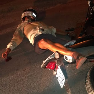 Policial reage a assalto e mata um dos supostos criminosos na Paraíba