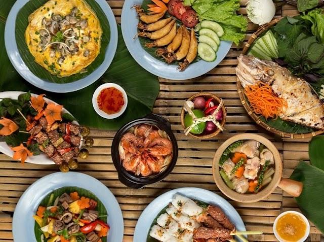 Quán Gánh - món ngon đặc sản Nha Trang