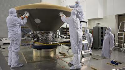 módulo InSight de la NASA