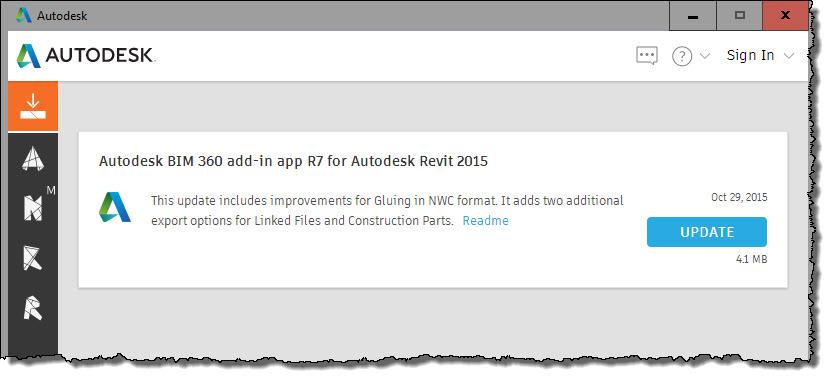 Revit OpEd: Autodesk Desktop Application - Again