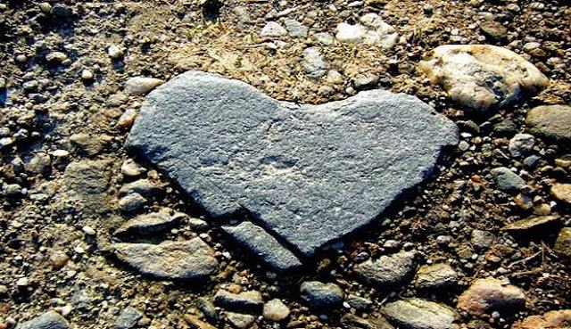 Barangkali hatimu bukan lagi mengeras tapi mati dalam jasadmu yang hidup