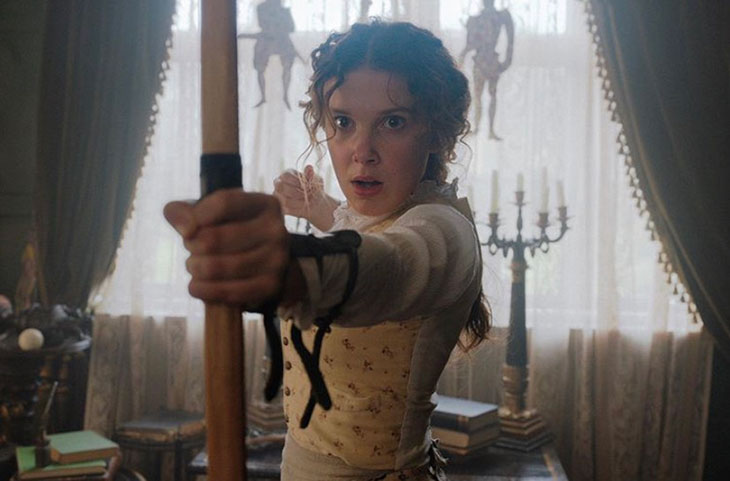 Millie Bobby Brown Stars in Netflix's Enola Holmes