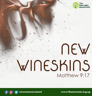 New Wineskins by Abayomi Adeola Della