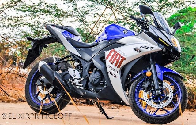 Elixir Prince R1M Kit for Yamaha R3