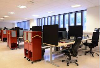 5 Manfaat Partisi Kantor Yang Harus di Terapkan Pada Kantor Anda