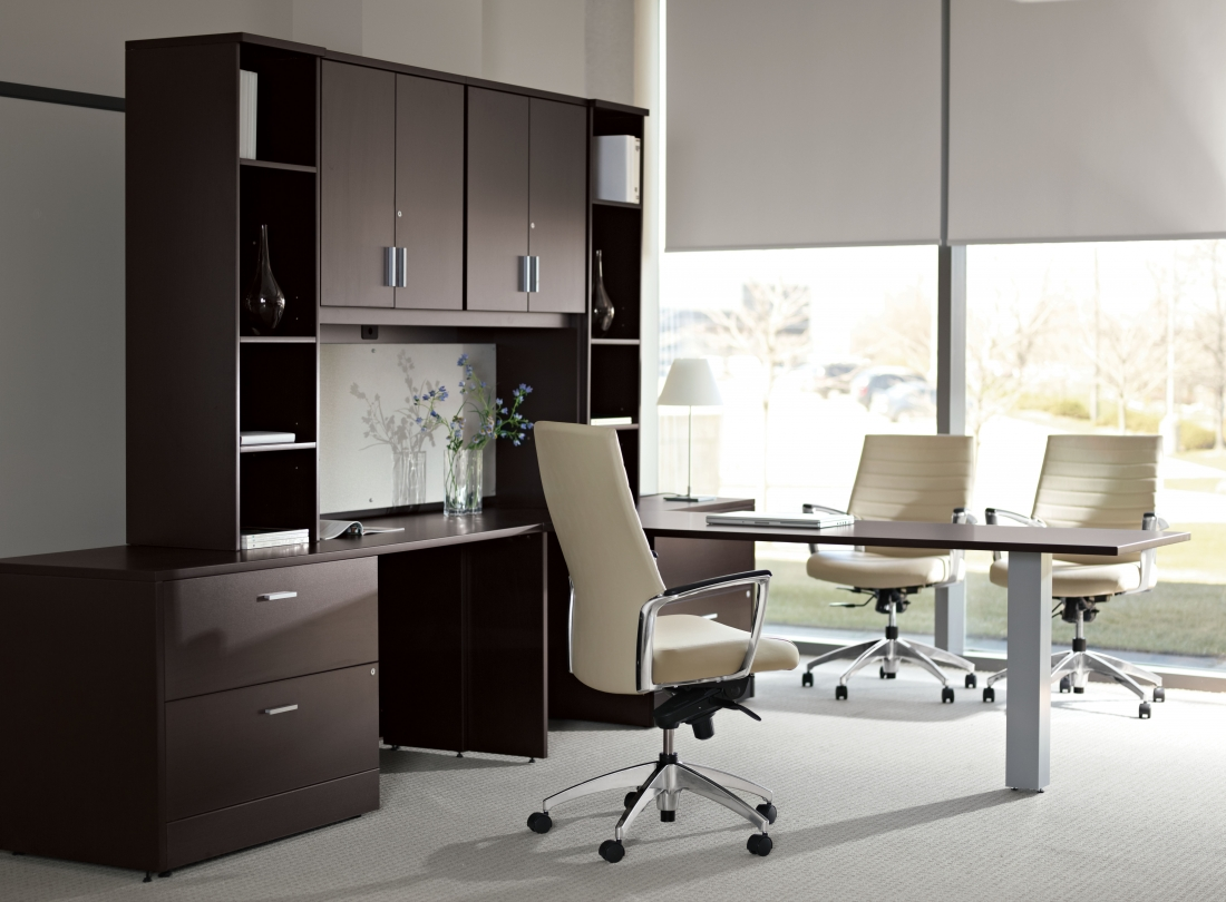 Rejuvenate your office interior with global total office for Office design news