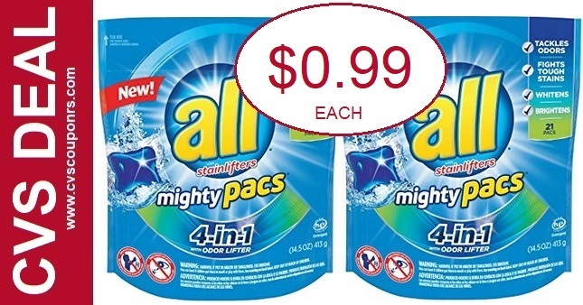 All Mighty Pacs CVS Coupon Deal 1-3-1-9