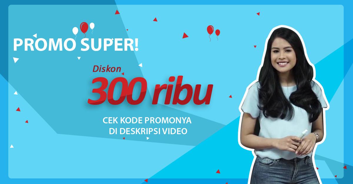Promo quipper video diskon 300 ribu stopboris Image collections