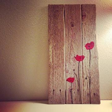 Como  aproveitar madeira usada na decoração