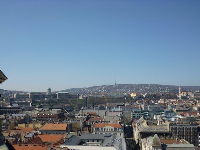 La ciudad de Buda o Colina de Buda (Budapest) (@mibaulviajero)