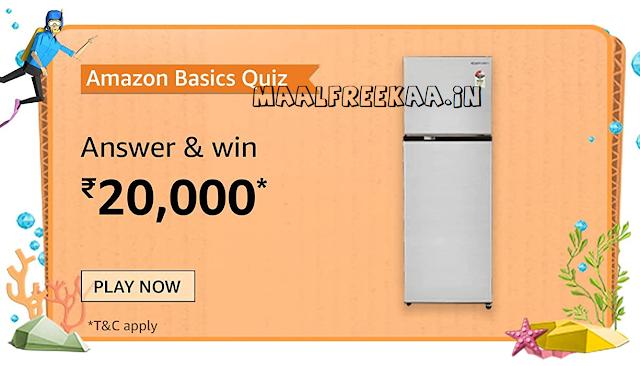 Amazon Prime Day Basics Contest