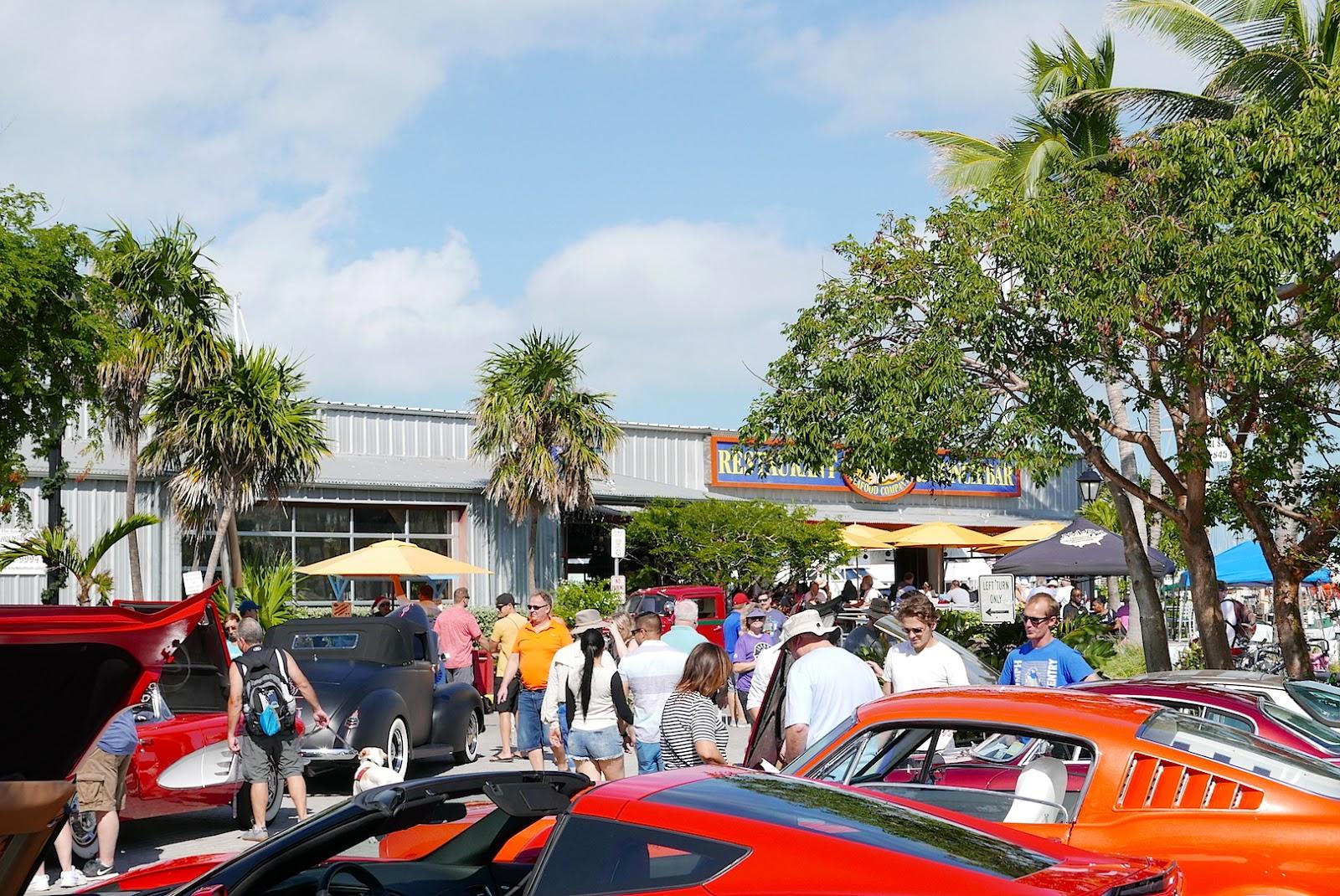 Josh and Joe Travels: Southernmost Car Club Key West Christmas Car ...