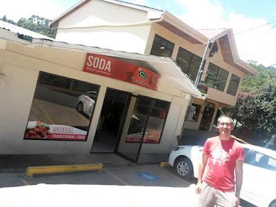 Soda en Monteverde