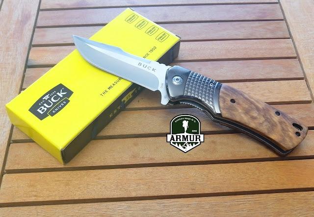 Briceag Buck DA96 cutit vanatoare deschidere asistata knife pocket folder