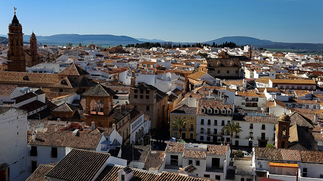 Visit Antequera on our Andalucian Guided Bike Tour