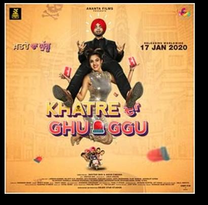 Khatre Da Ghuggu 2021 x264 720p WebHD  Punjabi GOPI SAHI
