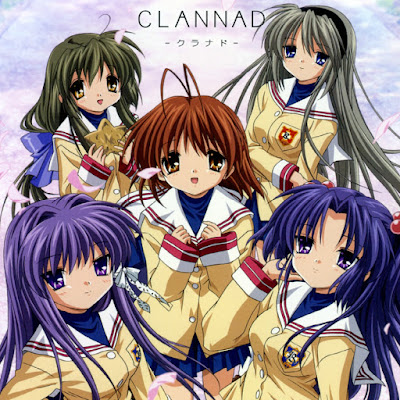 CLANNAD Opening Ending Theme