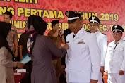 Babinsa Serka Sukaro Dilantik Menjadi Kepala Desa Bumiayu Brebes