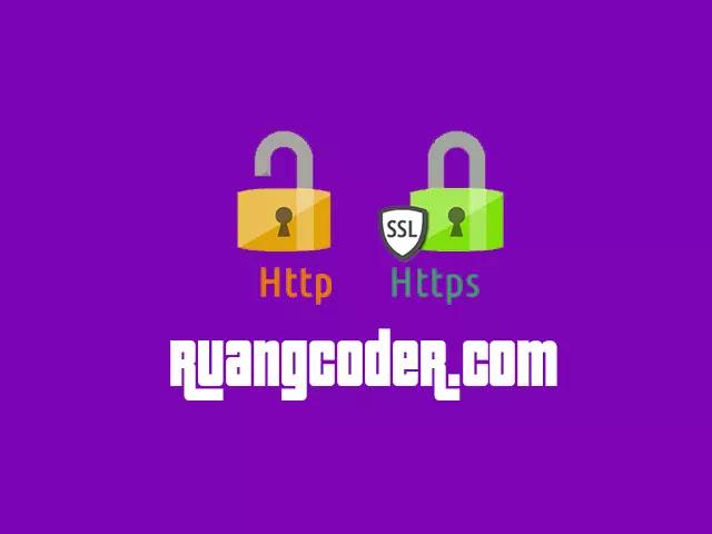 Perbedaan HTTP dan HTTPS