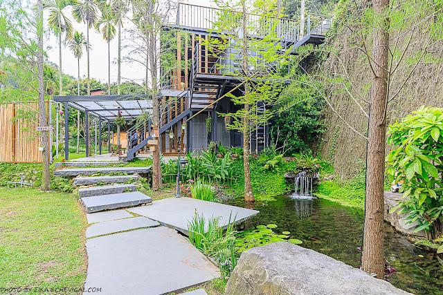MG 3371 - 鹿寮享自在,台中景觀餐廳推薦,超美玻璃屋結合餐點、下午茶與民宿,還有落羽松水森林步道