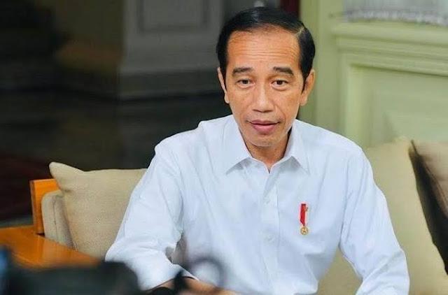 Jokowi Terima THR Rp62,74 Juta, Politisi Demokrat: Berbahagialah Rakyat Membayar Kalian