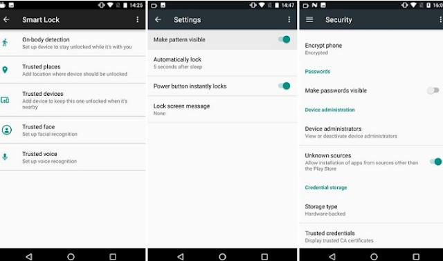 Cara Membuka Kunci Smart Phone Ketika Anda Lupa Polanya 2