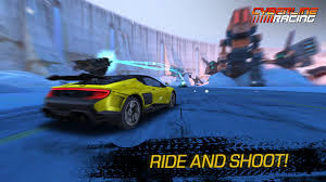 Cyberline Racing MOD APK+DATA-2
