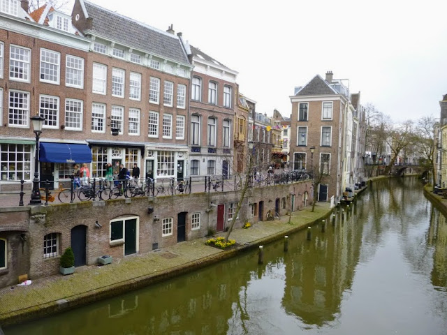 Top place to visit in the Netherlands: Utrecht