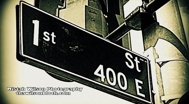 1st Street, Los Angeles, California by Mistah Wilson