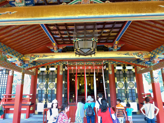 佐賀・祐徳稲荷神社の参拝