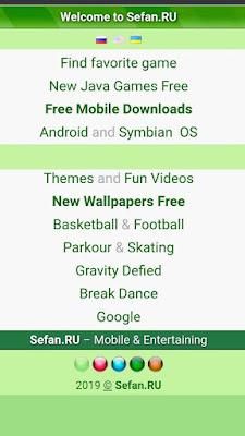 Situs download game java sefan