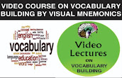 VIDEO COURSE ON VOCABULARY BUILDING BY VISUAL MNEMONICS