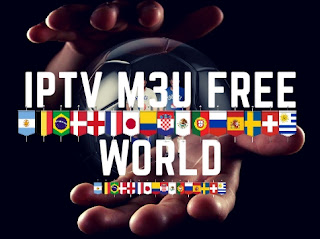 Iptv world M3u Free Download 2020