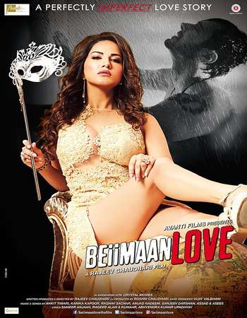 Poster Of Beiimaan Love 2016 Hindi 720p   Watch Online Free Download world4ufree.org