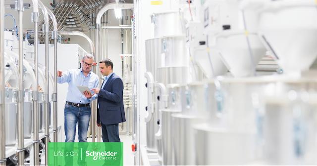 Teknologi EcoStruxure for Food and Beverage dari Schneider Electric