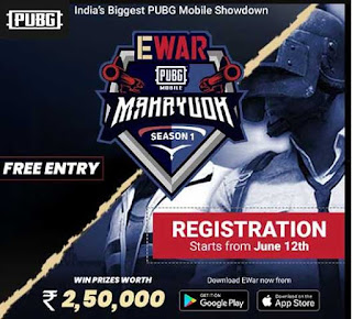 PUBG Mobile Tournament can help you win Rs 2.5 Lac