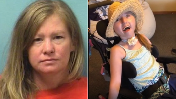 Mother kills disabled daughter, silences her medical device alarm while stepdad is away fishing