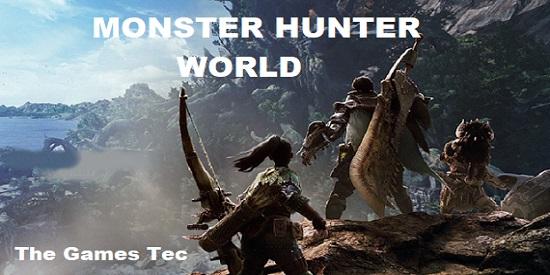 Monster Hunter World PC Game Download | Complete Setup | Direct Download Link