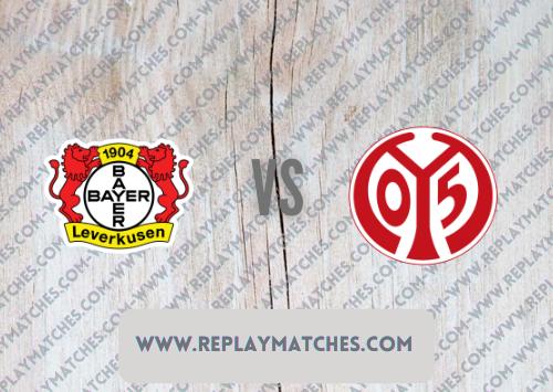 Bayer Leverkusen vs Mainz Highlights 25 September 2021